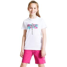 Dare 2b Go Beyond Camiseta Niños, white